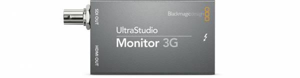 Blackmagic UltraStudio Monitor 3G