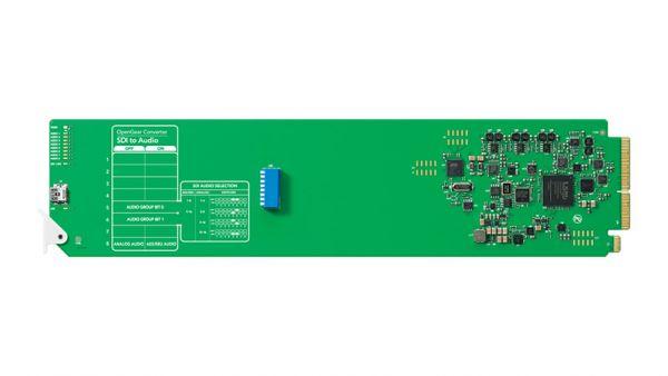 Blackmagic OpenGear Converter SDI to Audio