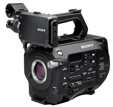 Sony PXW FS7 Camcorder