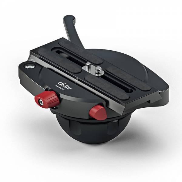 Sachtler Adaptor Aktiv Slider / Stativ 75 mm