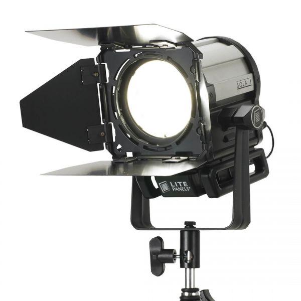 Litepanels Sola 4 - Daylight LED Fresnel