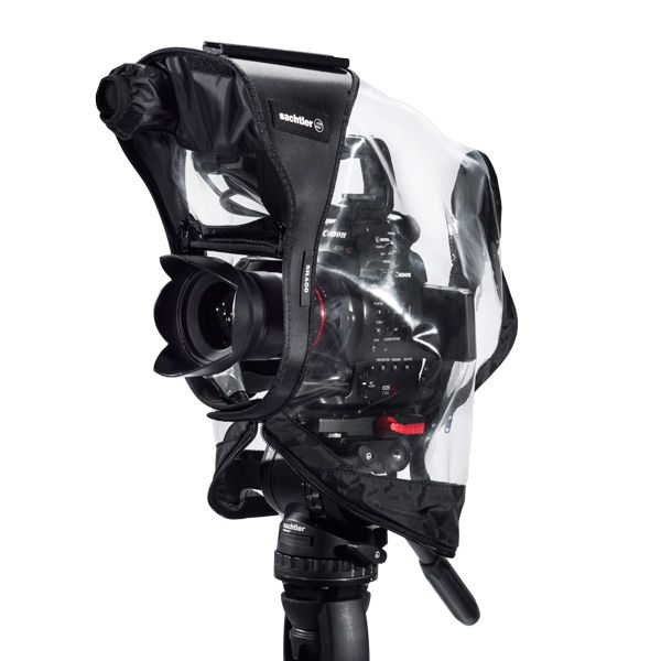 Sachtler Regencover für Canon EOS C100