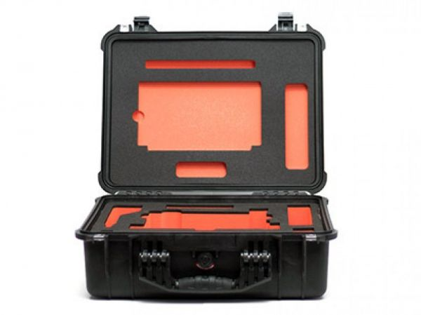 Bright Tangerine Misfit Hard Case