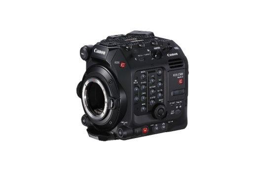 Canon C500 Mark II