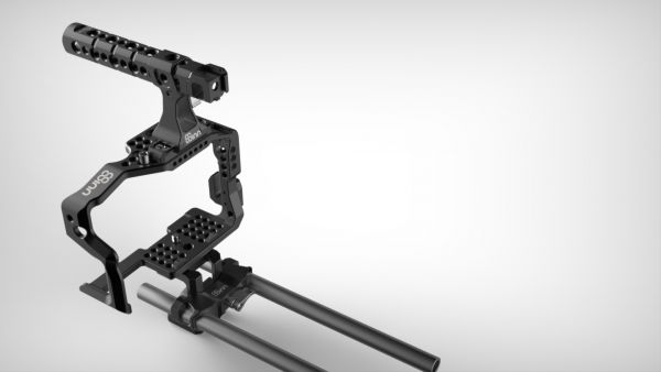 8Sinn GH3/4 Cage + Top Handle Pro + Universal Rod Support