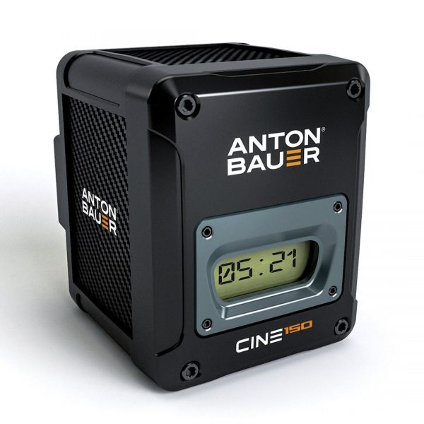 Anton Bauer Cine 150 Gold Mount Battery