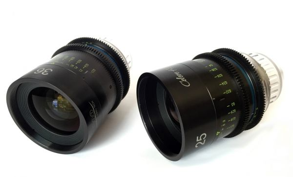 HIT Celere Set 25mm 36mm 50mm 85mm FF-Primes