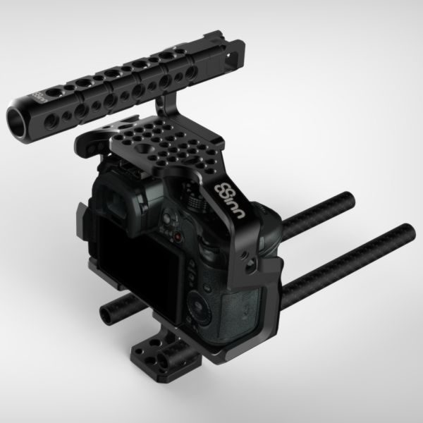 8Sinn GH3/4 Cage + Top Handle Basic + Universal Rod Support