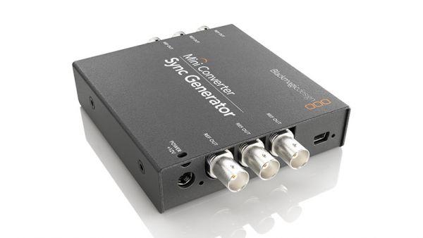 Blackmagic Mini Converter Sync Generator