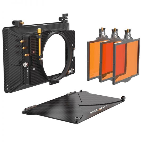 Bright Tangerine Misfit 3-stage Kit (114mm Clamp-on)