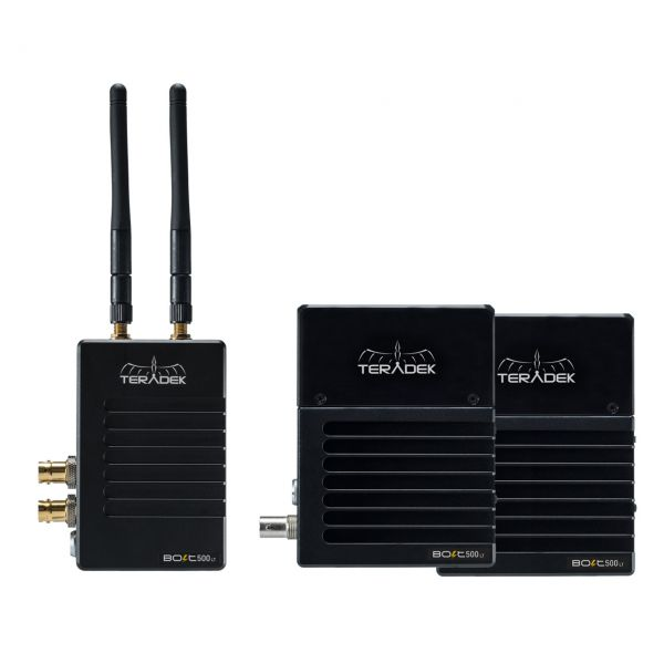 Teradek Bolt LT 500 Wireless 3G-SDI Transmitter / 2x Receiver