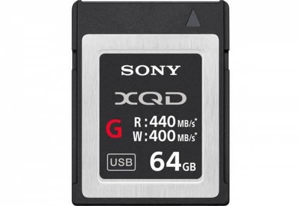 Sony XQD 64GB QDG64F