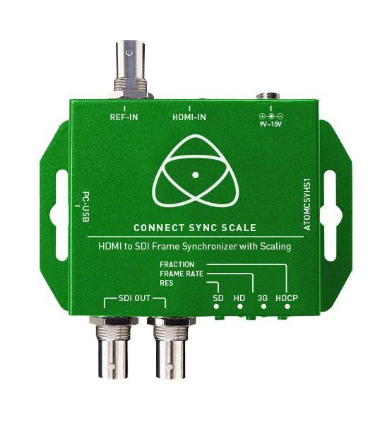 Atomos Connect Sync Scale HDMI to SDI