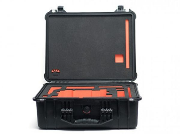 "Bright Tangerine VIV & VIV 5"" Hard Case"