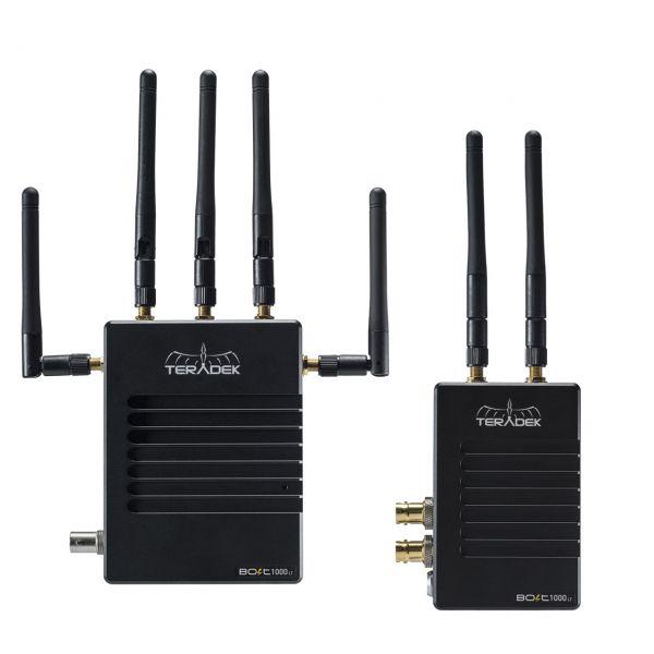 Teradek Bolt LT 1000 Wireless 3G-SDI Transmitter / Receiver