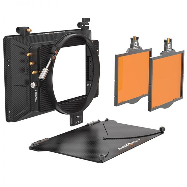 Bright Tangerine Misfit 2-stage Kit (143mm Clamp-on)
