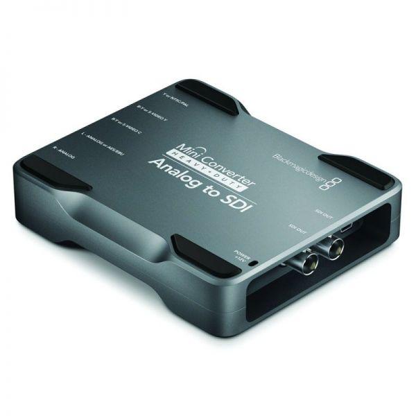 Blackmagic Mini Converter Heavy Duty Analog-SDI