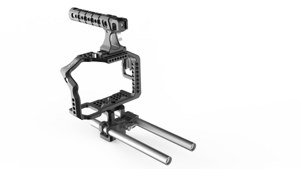 8 Sinn a7RII/a7SII Cage + Top Handle Pro + Universal Rod Support