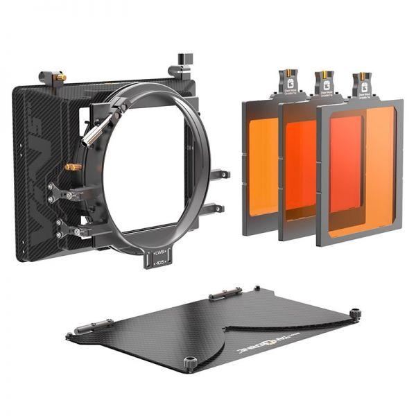 Bright Tangerine VIV 5″ 3-Stage Kit
