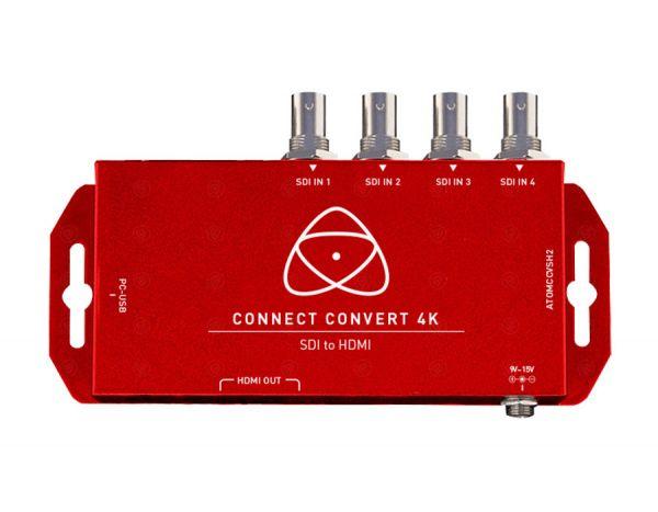 Atomos Connect Convert 4K SDI to HDMI