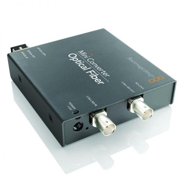 Blackmagic Mini Converter Optical Fiber