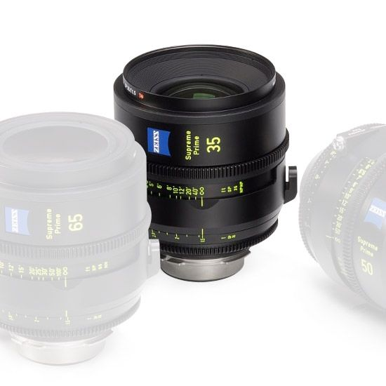 Zeiss Supreme Prime 35 mm T/1.5 PL Meter
