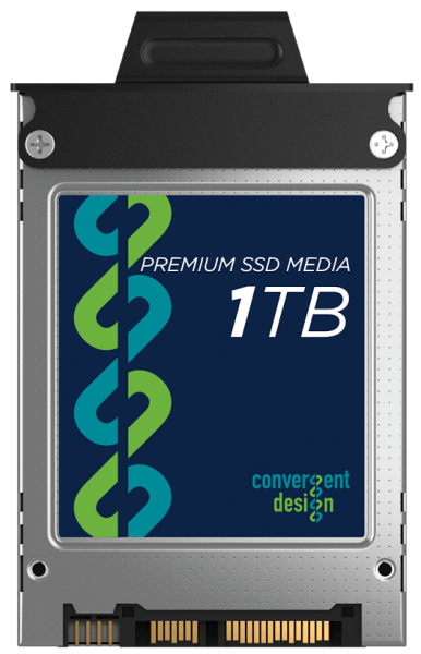 Convergent SSD Cards