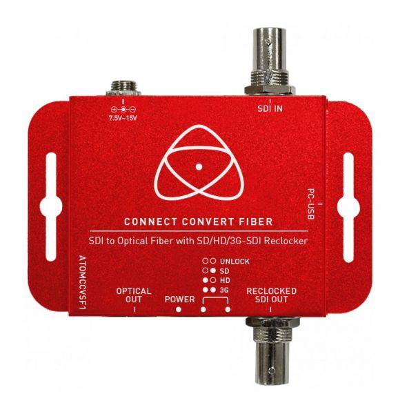 Atomos Connect Convert Fiber SDI to Fiber