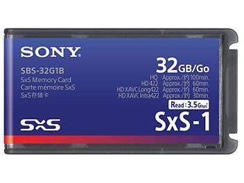 Sony SxS Card 32GB SBS-32G1B