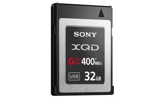 Sony XQD Card 32GB QDG-32A