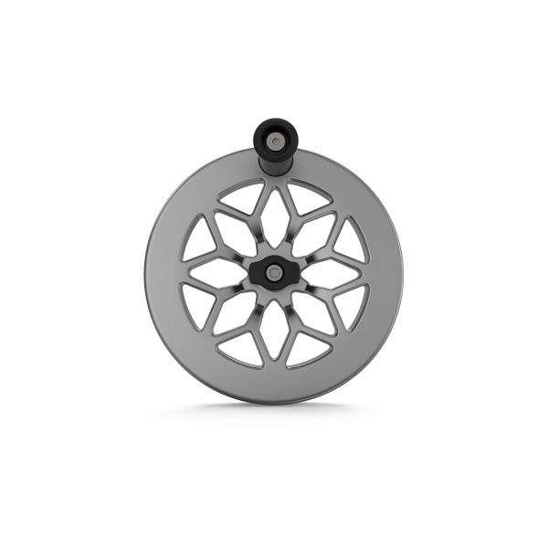 Freefly Cutout Stainless Steel Wheel