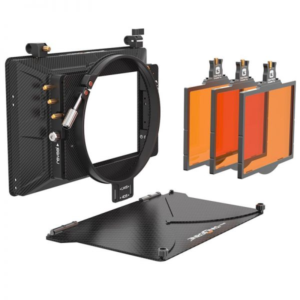 Bright Tangerine Misfit 3-stage Kit (143mm Clamp-on)
