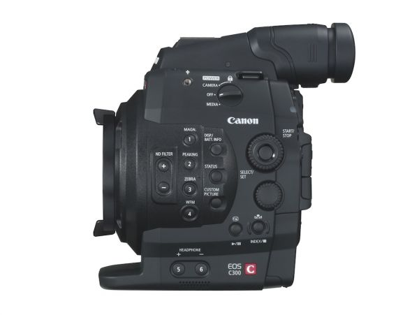 Canon EOS C300 EF / PL