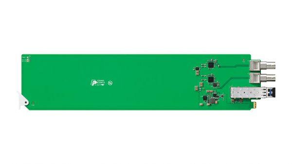 Blackmagic OpenGear Converter Optical Fiber