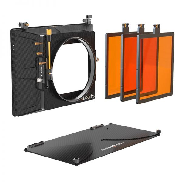 Bright Tangerine Blacklight 3-stage Kit