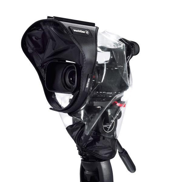 Sachtler Transparentes Regencover für Mini DV/HDV Videokameras